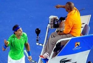 Juez Tennis