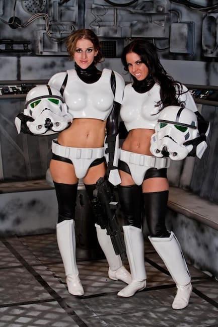 Wars porn stars