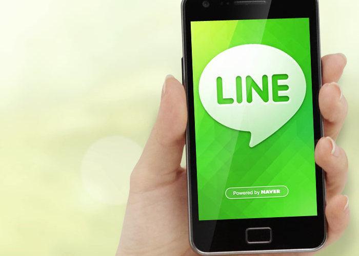 Line te permite hablar con hasta 200 personas
