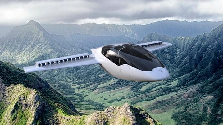 Lilium: conoce el Jet eléctrico