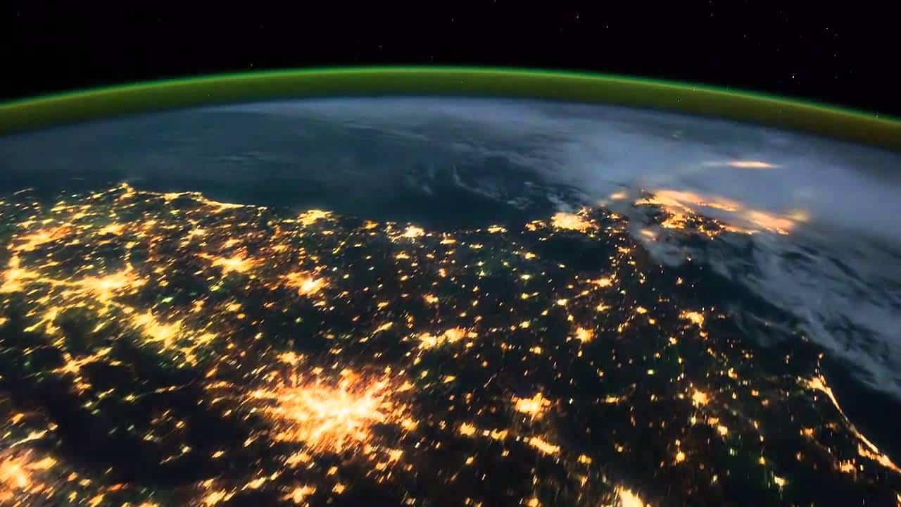 Ser vivo visible desde el espacio exterior