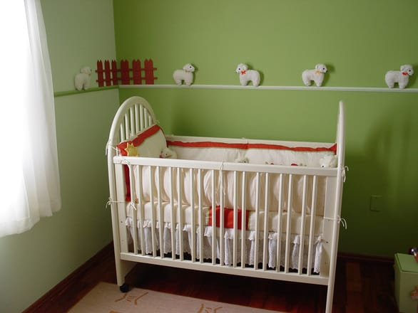 Instalar Vinilos Infantiles de Tela