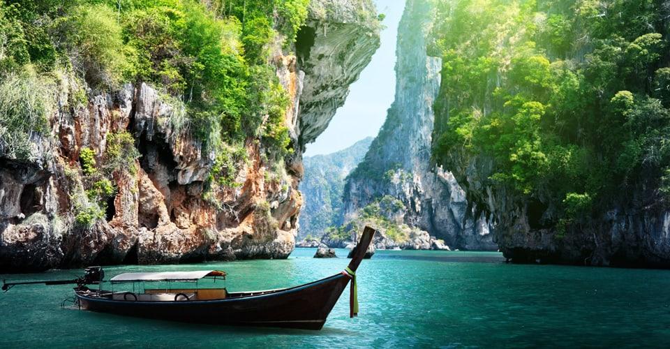 Viajes a Tailandia para olvidar todas tus preocupaciones
