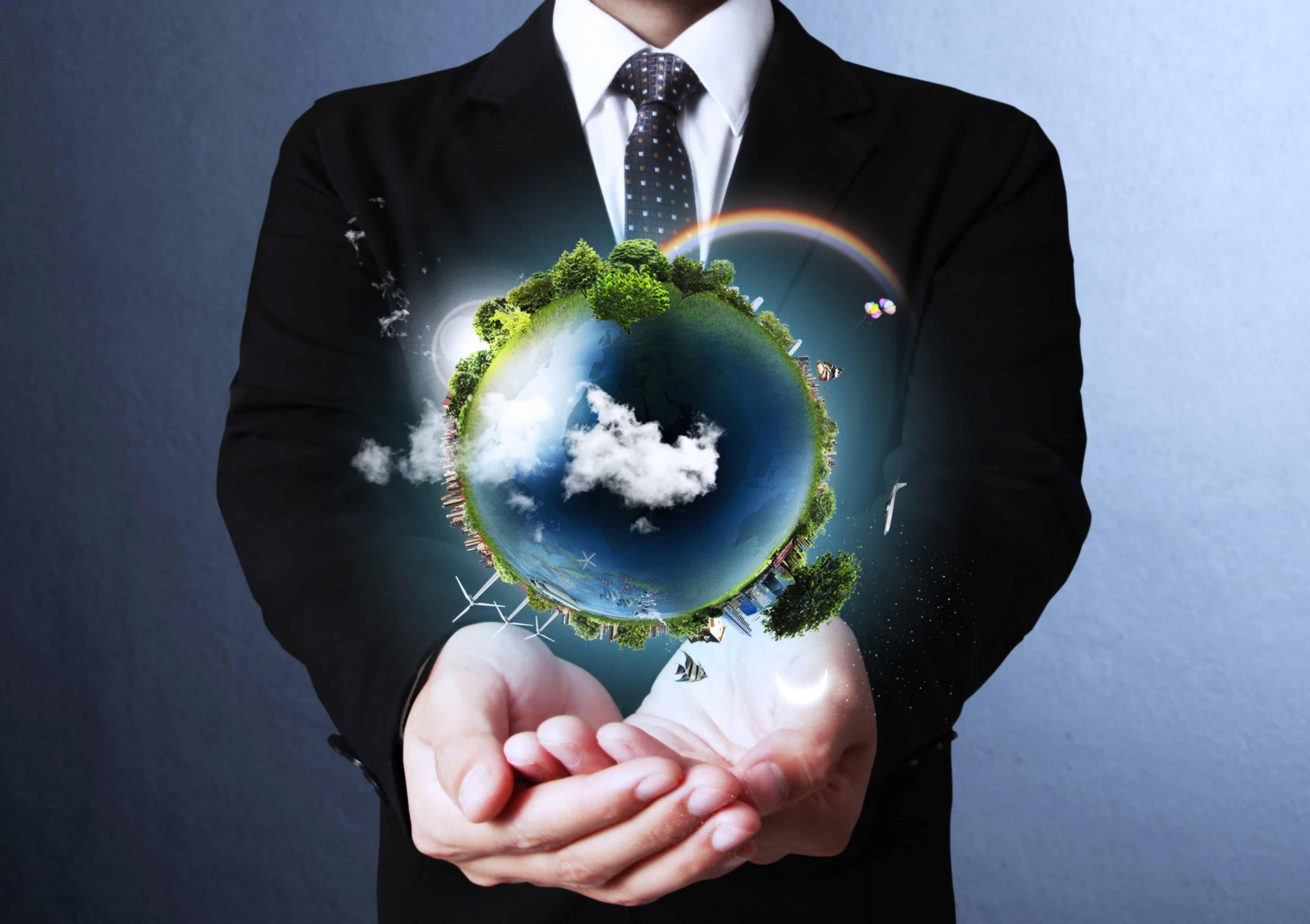 Economía y gestión ambiental de una empresa