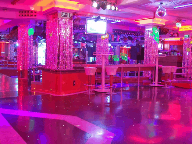 Discoteca Trauma Barcelona para mayores de 50