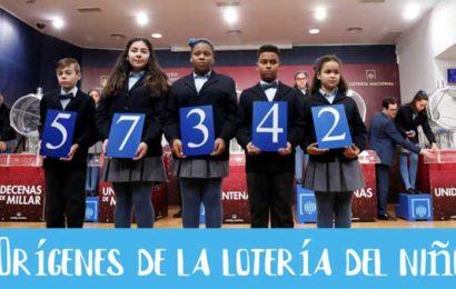 Orígenes de la lotería del niño