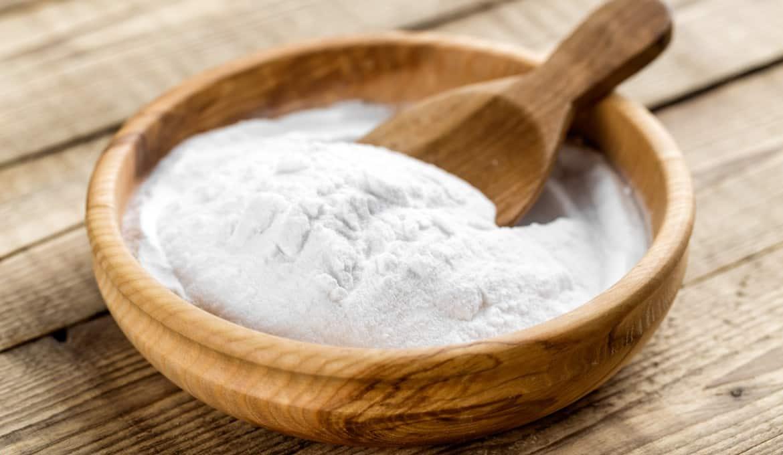bicarbonato en cuenco